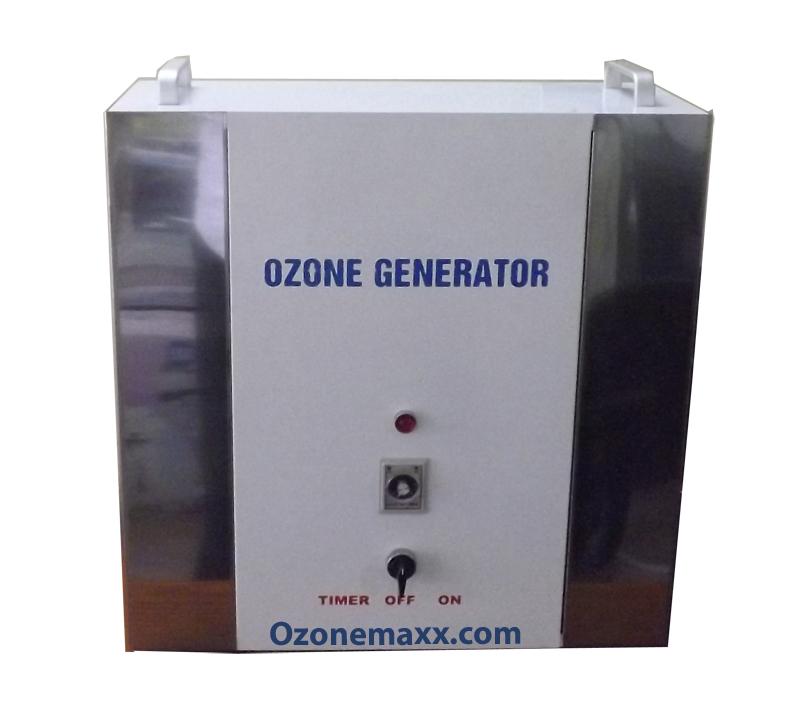 Xử lý nước thải bằng ozone