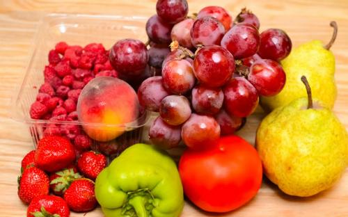 Sử dụng máy khử độc thực phẩm xử lý hoa quả